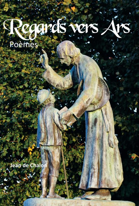 Recueil de poèmes dédiés au curé d'Ars